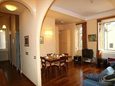 Trastevere Vacation Rental - VRBO 293253 - 2 BR Rome Apartment in Italy, Trastevere, a Bright, Large and Comfortable Apartment with Elevator  We will be here for 5 nights at the end of our trip.  It will be good to be back in Rome.