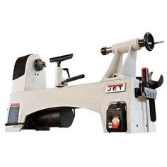 Lathe: Woodworking, 115 V AC Volt, 1 hp Horsepower, 17.7 in Overall Ht, 33.6 in Overall Lg, 11 in Overall Wd, MT2