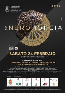 NeroNorcia – programma 2018