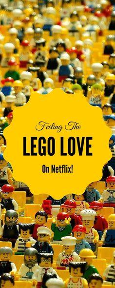 Feeling the LEGO lov
