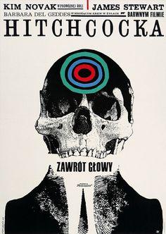 Polish poster for VERTIGO