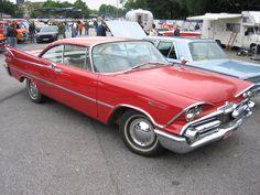 Dodge Coronet Coupé 1959 -1-