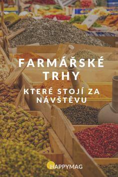 Vezměte košík a jděte si nakoupit. #trhy #trh #cestovani Czech Republic, Zero Waste, Travelling, Origami, Trips, Viajes, Origami Paper, Traveling, Bohemia