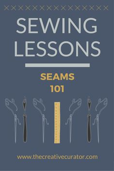 Seams: What are They and How do you Use Them?