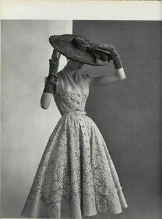 Fotos originais dos anos 50   Inspirações para festa retrô