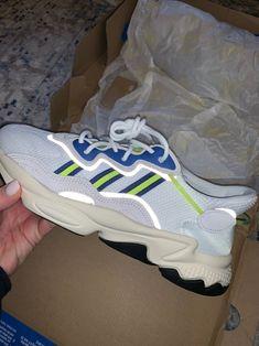 Art 262 Blue velcro zapatillas zapatos zapatillas calzado deportivo nuevo caballeros