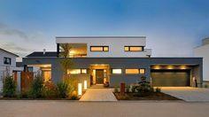 Bauhaus der Extraklasse | Haus Geyer | Fertighaus WEISS