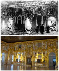 Связь времен / Link to the Past Romanov Palace, Romanov Sisters, Russian Architecture, Destruction, Historical Photos, The Past, Castles, Buildings, Interiors