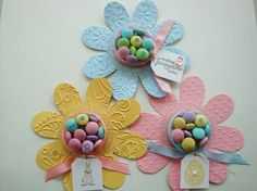 Easter Favors by stitchingandstamping - Cards and Paper Crafts at Splitcoaststampers