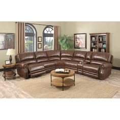 Found it at Wayfair - Kyle Power Reclining Sectional
