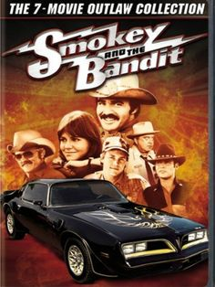 smokey and the bandit attention getter