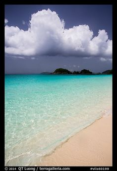 Sand, urquoise waters, and Trunk Cay, Trunk Bay. Virgin Islands National Park, US Virgin Islands Virgin Islands National Park, Us Virgin Islands, Us National Parks, St Thomas, Caribbean Sea, Disney Cruise, Beach Bum, Picture Photo, Beautiful Places
