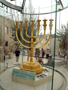 The Menorah for the Third Temple has already beencompleted, even though the Temple Mount where theMuslim Dome ofmore...