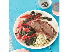 Nehmen Sie Ihren Ess-Stil unter die Lupe und bleiben Sie dauerhaft schlank und fit. Mit mehr Nahrung zu weniger Gewicht: Wir haben die leckersten Rezepte für Sie
