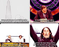 oh ross noble you silly man, you.