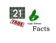 21 True Cape Breton Facts :: goCapeBreton.com