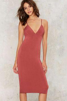 Death Valley Midi Dress - Dresses