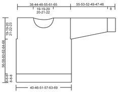 """Delphos - Gestrickter DROPS Pullover in """"Cotton Merino"""" mit Norweger- und Lochmusterborten. Größe XS/S - XXXL. - Free pattern by DROPS Design"""