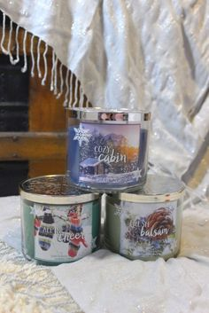 Take a look at the candles I picked up from Bath and Body Works for winter 2015 including Alpine Cheer, Cozy Cabin and more!