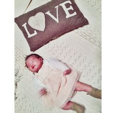 H at six weeks old - newborn fashion