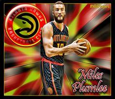 NBA Player Edit - Miles Plumlee