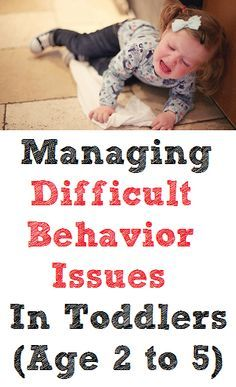 Toddler #tantrums are going to happen during this #developmental stage, but you can do your part to minimize their frequency and diffuse them before they become epic. http://www.mommyedition.com/managing-difficult-behavior-issues-in-toddlers-age-2-to-5 #toddler