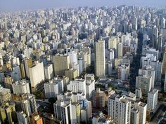 Top 25 cidades com maior número de arranha-céus