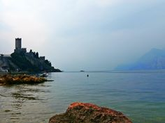 #GCblogtour13 Il castello di Malcesine @GardaConcierge