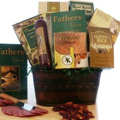Great keepsake book for Father's Day  the basket is awesome too! #ad #letscelebrate