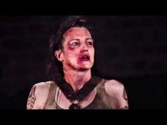Katy Stephens | Titus Andronicus | Royal Shakespeare Company - YouTube