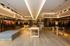 See the New Herno Stores in Seoul and Tokyo - Photos • Selectism
