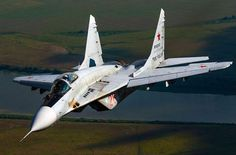 """Russian Air Force Mikoyan-Gurevich Mig-29S """"Fulcrum""""."""