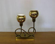Mid Century Modern vintage, Paavo Tynell style lamp