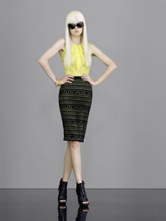 Womens fashion and accessories - SS 2013 - Main collection - Versace 2013