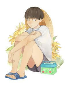 Shigeo and Ekubo #flowers