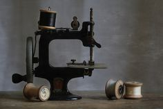 The Little Sewing Machine