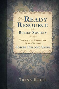 "The 2014 edition of ""Ready Resource for #Relief Society and #priesthood"" hits stores in November 2013!  www.Trinasbooks.com"