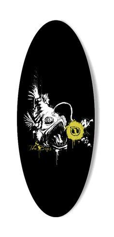 skimboard design by matt walsh