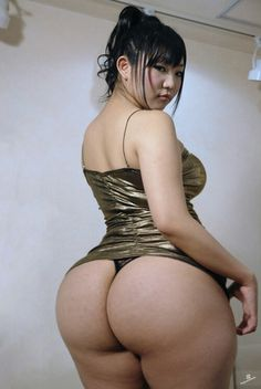Asians naked Thick