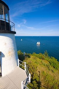 Owl's Head Lighthouse | 24 Reasons Everyone Should See Maine Before They Die.   never have been to Maine,I have to get there one day.