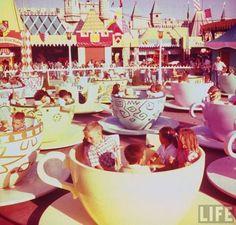 Disney, 1950s.