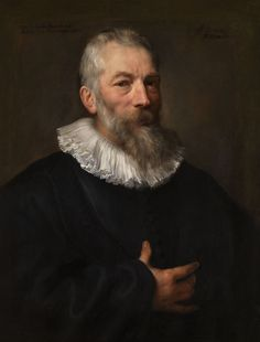 Anthony van Dyck  | Portrait of Marten Pepijn
