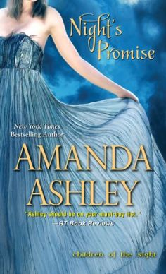 Night's Promise by Amanda Ashley | Children of the Night, BK#6 | Publisher: Zebra | Publication Date: February 4, 2014 | www.amandaashley.net | #Paranormal #vampires
