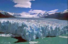 Glaciar in Argentina - El Calafate - Patagonia - photos by vidatecno.net