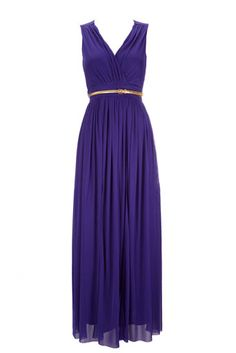 Love the dress! I would pair it with a more substantial belt, however.
