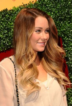 Who's your fave dip-dyed celeb? We <3 Lauren Conrad's ombre-fied locks!