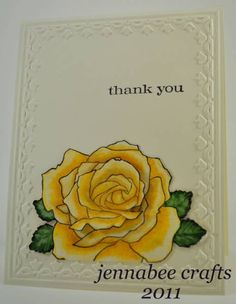 FS213, A Rose for Neva.... by Jenna Barber - Cards and Paper Crafts at Splitcoaststampers