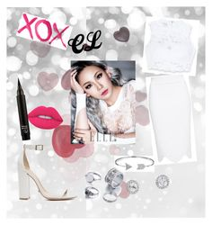 """""""CL"""" by nury-sg on Polyvore featuring GALA, Bebe, Alexander McQueen, Schutz, Bling Jewelry and Lime Crime"""