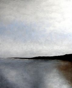 After the Low - acrylic on canvas - by Jean Bonnitcha