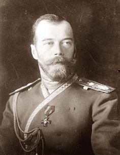 Nicholas II of Russia. Tsarevich Nicholas Alexandrovich, Last Romanov on the Imperial throne.